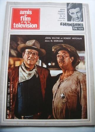 John Wayne Robert Mitchum
