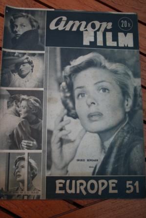 Photo Roman Dedicated to Ingrid Bergman Europe 51