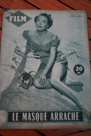 Photo Roman Dedicated: Joan Crawford Jack Palance