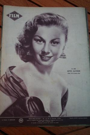 Mitzi Gaynor (Back Cover)