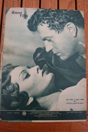 Sophia Loren Henri Vidal