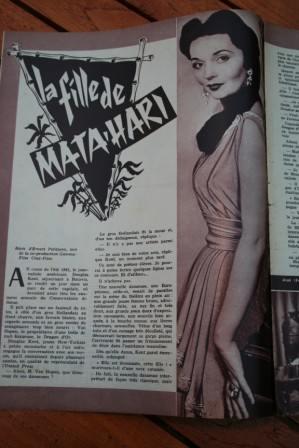 Ludmilla Tcherina Mata Hari