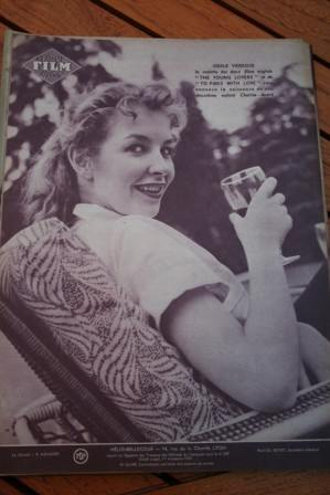 Odile Versois (Back Cover)