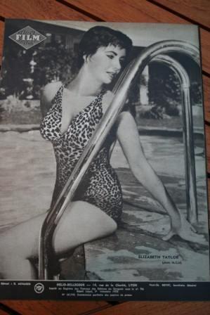 Liz Taylor (Back Cover)