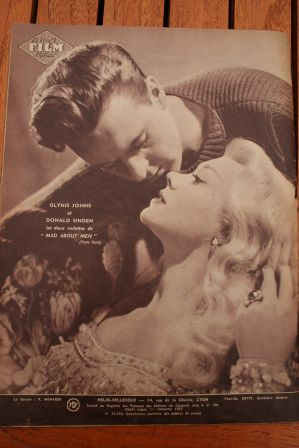 Glynis Johns Donald Sinden