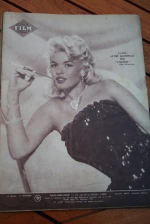 Jayne Mansfield (Back Cover)