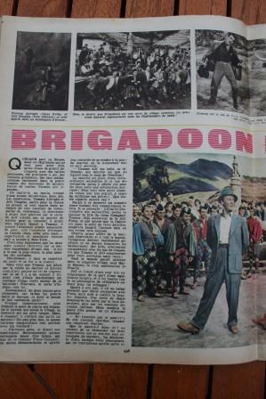 Cyd Charisse Gene Kelly Brigadoon