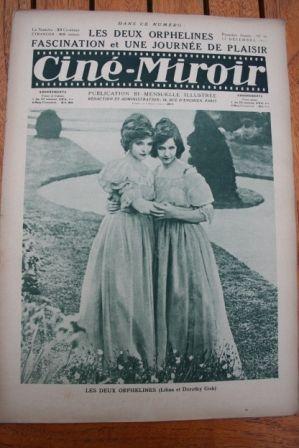 Lillian Gish Dorothy Gish