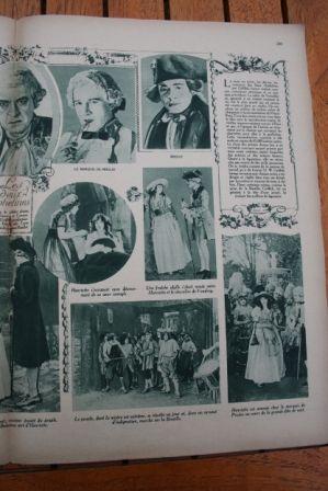Lillian Gish Dorothy Gish Joseph Schildkraut