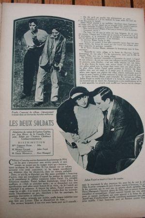 Maurice Escande Armand Caratis Daniel Mendaille