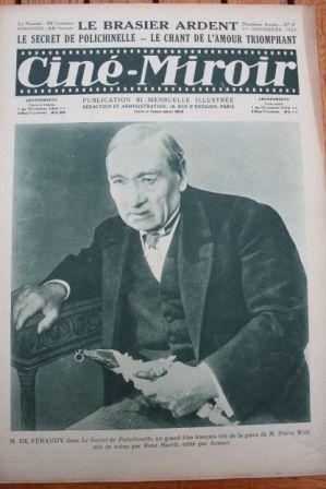 Maurice de Feraudy