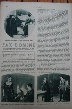 Blanche Montel Pierre Daltour Camille Bert