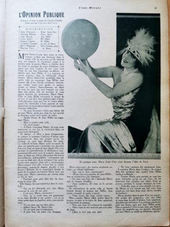 Edna Purviance Clarence Geldart Carl Miller