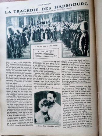 Tragodie im Hause Habsburg
