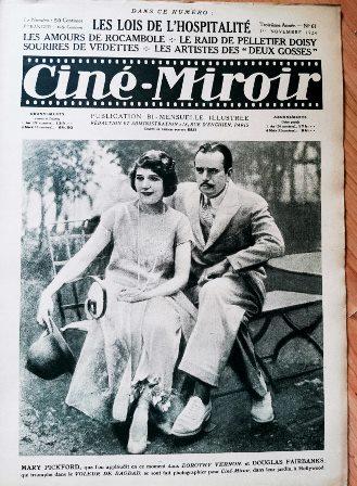 Douglas Fairbanks Mary Pickford