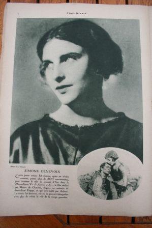 Simone Genevoix