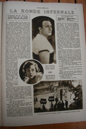 Charles Boyer Jean Angelo Pauline Carton