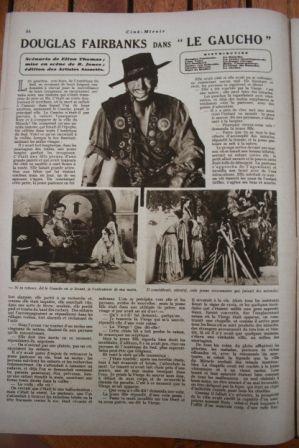 Douglas Fairbanks Lupe Velez
