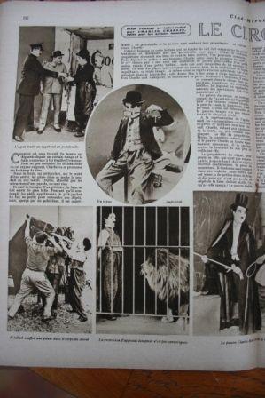 Charles Chaplin The Circus