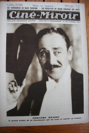 Adolphe Menjou