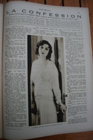 Pola Negri Confession