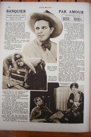 Hoot Gibson Ethlyne Clair A Hero on Horseback