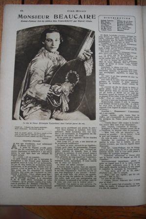 Rudolph Valentino Bebe Daniels