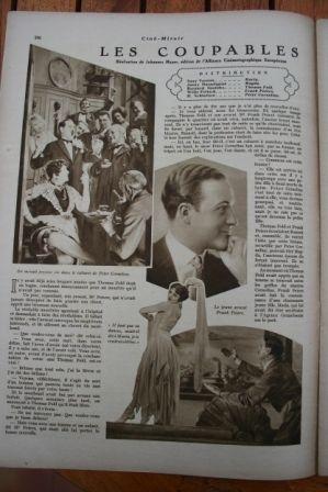 Suzy Vernon Bernhard Goetzke Willy Fritsch