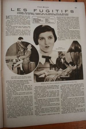 Kate De Nagy Vivian Gibson Jean Dax