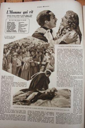 Conrad Veidt Mary Philbin Olga Baclanova