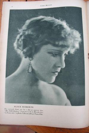 Alice Roberte