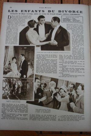 Clara Bow Gary Cooper Esther Ralston