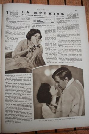 Pola Negri Jean Hersholt The Secret Hour