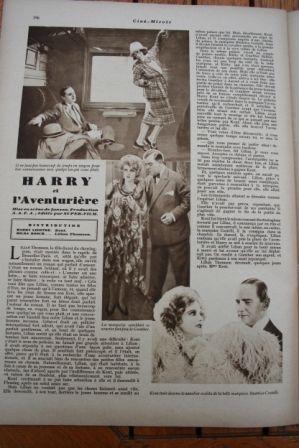 Harry Liedtke Hilda Rosch Das Spiel mit der Liebe