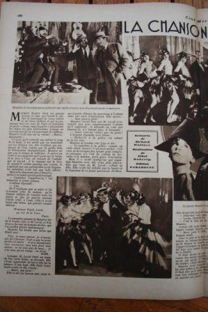 Maurice Chevalier Sylvia Beecher Russell Simpson