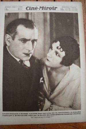 Lucien Dalsace Elmire Vautier
