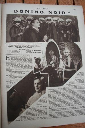 Harry Liedtke Hans Junkermann Vera Schmiterlow