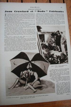Douglas Fairbanks Jr Joan Crawford