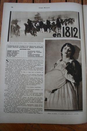 Olga Tschechowa Pierre Blanchar Henry Victor