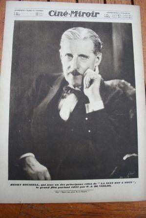 Henry Roussel