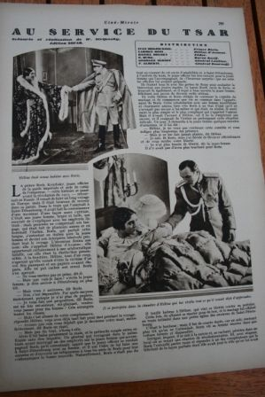 Ivan Mozzhukhin Carmen Boni Eugen Burg