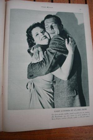 Gary Cooper Fay Wray