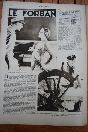 Lili Damita Ronald Colman Alfred Hickman