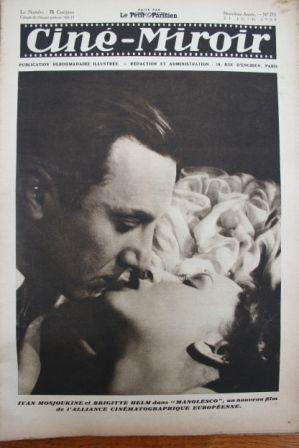 Ivan Mozzhukhin Brigitte Helm