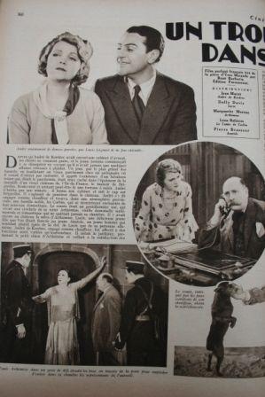 Dolly Davis Marguerite Moreno Jean Murat