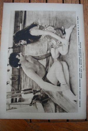 Dorothy King Janis Ramon Novarro
