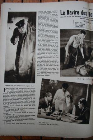 Marlene Dietrich Fritz Kortner Robin Irvine