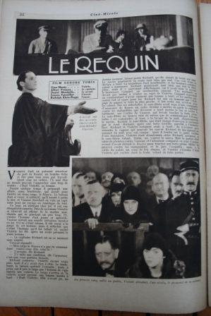 Albert Prejean Gina Manes Rudolf Klein-Rogge