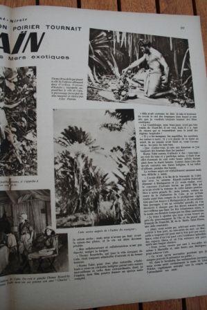 Cain, aventures des mers exotiques