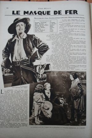 Belle Bennett Douglas Fairbanks Marguerite De La Motte